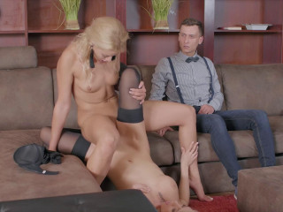 Christina Shine, Cherry Kiss - The House Always Wins FullHD 1080p