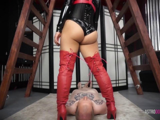 Domina Sydney - My face sitting sessions