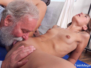 Mina - Old dick seduction