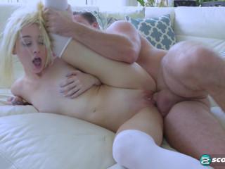 Anastasia Knight - Jizzy Job Perks