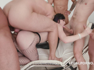 Monsters of   Lydia Black goes all in Balls Deep