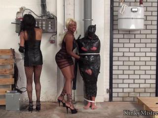 Punished by vol.2 black ladies