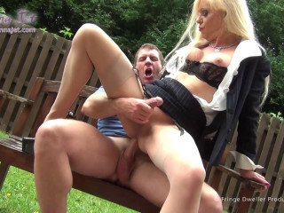 Shemale Cougar Vol.4 - Park Lunch