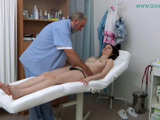 Rebecca Volpetti - Legitimate years chick gynecology check-up