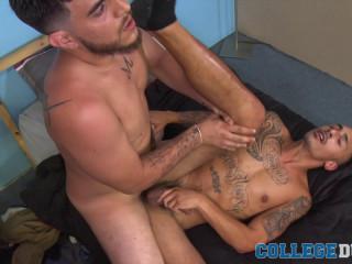 cd - Rico Takes Damians Ample Man sausage (Damian Price & Rico Romero)
