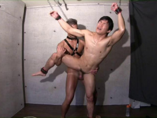 Bondage Fuck For Young Asian Models
