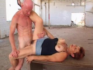 She enjoys it hard