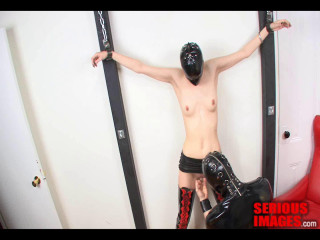 Rubber Duo Shackled To The Wall (2013)