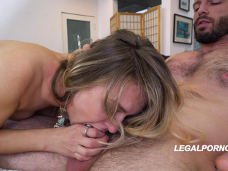 Natalia Starr gets nailed in the ass