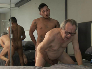 MyFirstDaddy - Javier Takes a Meaty Prick In His Butt