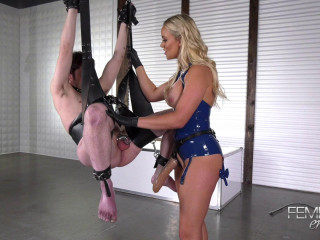 Alexis Monroe Strap-on Slut Puppet (2019)