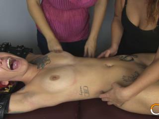 TickleTorture - Tag Team Tummy Tickle Torture