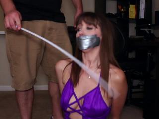 Zip Tied Torture