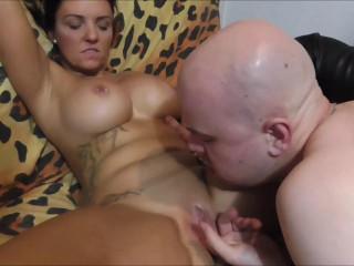 Busty Pornstar Sienna Scotland Fucked
