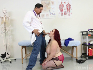 Cum In For A Check Up