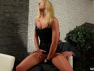 Completely clothed peeing Tainster Kristina Enjoys To Pee On Her Escort 1080P