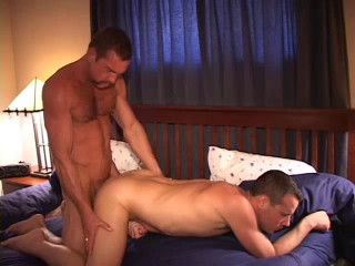 Hot Desert Knights – More Cream & More Ass II: Sperm Deposit (2012)