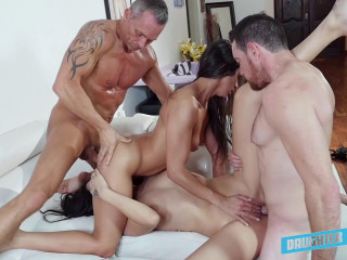 Daughter-in-law Exchange Compilation 1080p