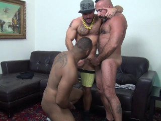 RFC - Pummeling After Hours - Aarin Asker, Alessio Romero & Ray Diesel
