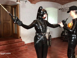 Kinky Ponygirl - Xanthia D and Anna Rose - Part 2