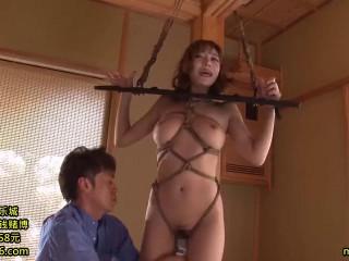 Is Completely Restrain bondage