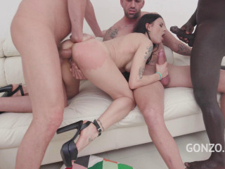 Billy Star back to Gonzo with intense Airtight DP