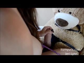 Thick Mom Fucks Big Dirty Bear Dick