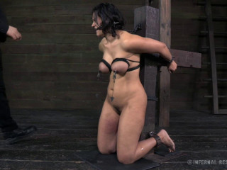 Penny Barber - Cosseted Penny, Part 2