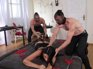 Ania Kinski - BDSM Fantasy Cum True 1080p