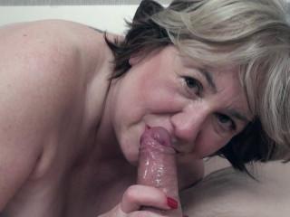 60 Year Old Granny Trisha Fucks Toyboy