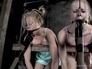 Flesh Circus - Sarah Jane Ceylon and racey Saucy