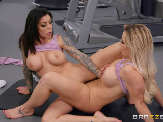 Amber Jade, Karma Rx - Amber In The Hills Part 1 FullHD 1080p