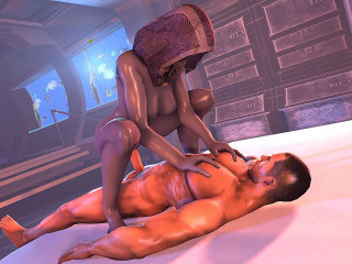 Tali'Zorah nar Rayya - Mass Effect Assembly