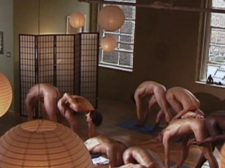 Aaron Starlets Steamy Nude Yoga - Counterpart (2005)