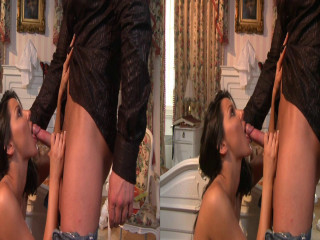 Bang-out with a butler in anal