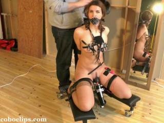 Slavechair Punishment - Vol. 1 - Part 1 - Full HD 1080p