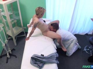 Megan Talerico - Therapist Brings Perceiving Back to Puss (2017)