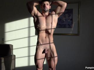 Pumping Muscle - Devon S Photo Shoot - Part 1 - Full HD 1080p