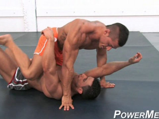 Who S Hustling Who - Hunky Nacho and Joey Camper Damme