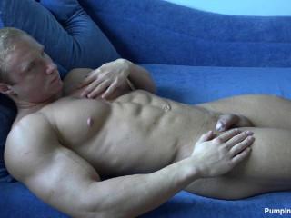 Pumping Muscle - Brock O - Scene 2 - HD 720p