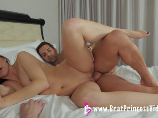 Gets Smashed by her Bull while Cuck must See - Sadie - Utter HD 1080p