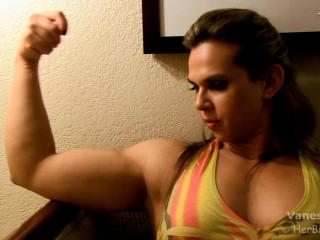 Vanessa Brun - Bodybuilder