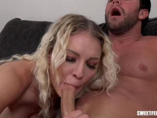 Kenzie Taylor, Seth Gamble Kenzie's Cum Jacking Craze