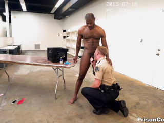 Prison Cocks - Body Cavity Search