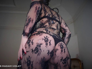 Princess Madam Violet - Are you Worthy?