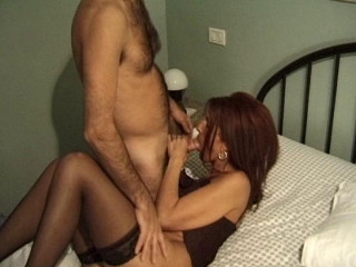 In sizzling MILF's fuck-holes