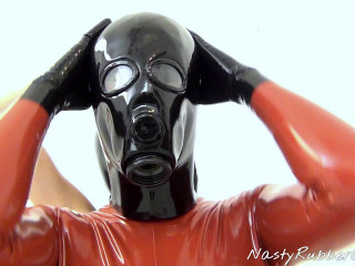Rubber Clinic, Vaginal, Oral, Gas Mask, Strap-On Part Three