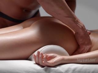 Hegre-Art - Powerful Pussy Massage