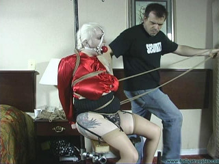 Motel Maid Perverse Temptress Caught by Security 2 part - BDSM,Humiliation,Torture HD 720p