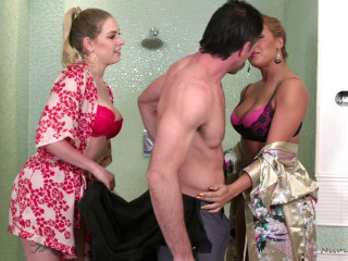 Mercedes Carrera, Giselle Palmer   Double The Order   720p